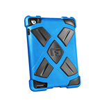 G-FORM Extreme Clip-On Case for iPad, Blue/Black RPT