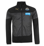 2014-2015 Newcastle Puma Leisure Jacket (Black) - Kids
