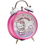 Hello Kitty Alarm Clock 116655