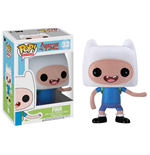 Adventure Time POP! Vinyl Figure Finn 10 cm