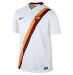 2014-2015 AS Roma Away Nike Football Shirt (Kids)