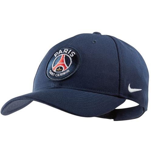 Buy Official 2014-2015 PSG Nike Core Baseball Cap (Navy) 3c924ee6a35