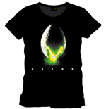 Alien T-Shirt Original Poster