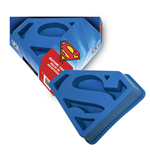 DC Comics Silicone Baking Tray Superman Logo