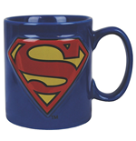 Superman Mug 3D Logo