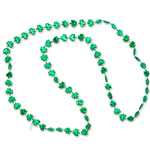 Shamrock Novelty Beads