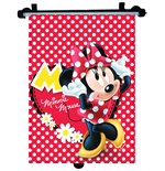 Minnie Car Window Roller Shade