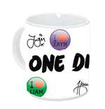 1D One Direction Mug