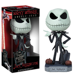 Nightmare Before Christmas Wacky Wobbler Bobble-Head Jack Skellington 18 cm