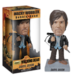 The Walking Dead Wacky Wobbler Bobble-Head New Biker Daryl 18 cm