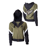 The Legend of Zelda Ladies Hooded Sweater Zelda