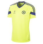 2014-15 Chelsea Adidas EU Training Shirt (Electricity)