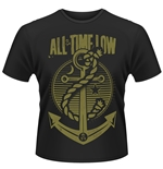 All Time Low T-shirt Holds It Down