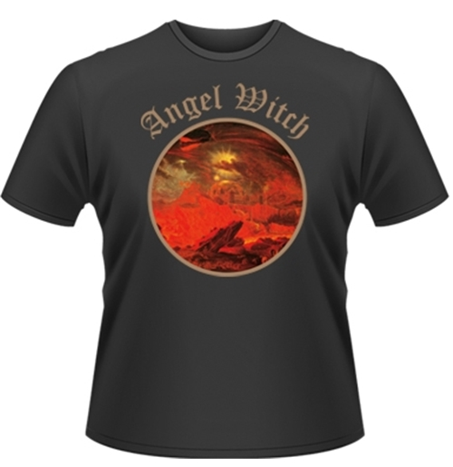 Angel Witch T-shirt