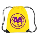 Asking Alexandria Bag Circle Logo (YELLOW)