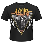 Asking Alexandria T-shirt Skeleton Arms