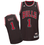 adidas Chicago Bulls Derrick Rose Hardwood Classic Fashion Swingman Jersey