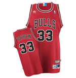 adidas Chicago Bulls #33 Scottie Pippen Soul Swingman Road Jersey