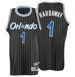 Orlando Magic #1 Anfernee Hardaway Soul Swingman Alternate Jersey