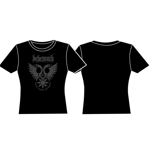 Behemoth T-shirt Logo