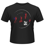 The Who T-shirt Soundwaves