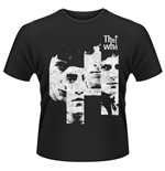 The Who T-shirt Sections