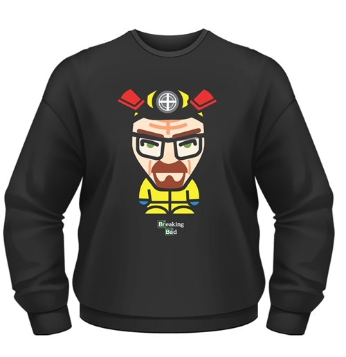 Breaking Bad Sweatshirt Cooking Minion