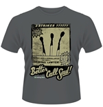 Breaking Bad T-shirt Better Call SAUL, Three Strikes