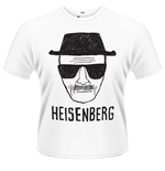 Breaking Bad T-shirt Heisenberg Sketch