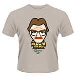 Breaking Bad T-shirt Walter With Hair Minion