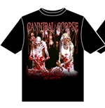 Cannibal Corpse T-shirt Butchered At Birth
