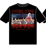 Cannibal Corpse T-shirt Eaten Back To Life