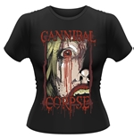 Cannibal Corpse T-shirt Face
