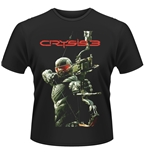 Crysis 3 T-shirt Warrior