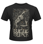 Suicide Silence T-shirt Death Tales