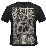 Suicide Silence T-shirt Death Of Cyclops