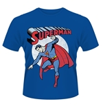 Dc Originals T-shirt Superman Vintage Image