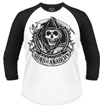 Sons Of Anarchy T-shirt Reaper Banner