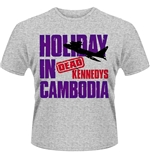Dead Kennedys T-shirt Holiday In Cambodia 2