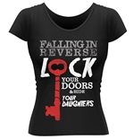 Falling In Reverse T-shirt Lock