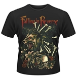 Falling In Reverse T-shirt Wilderness