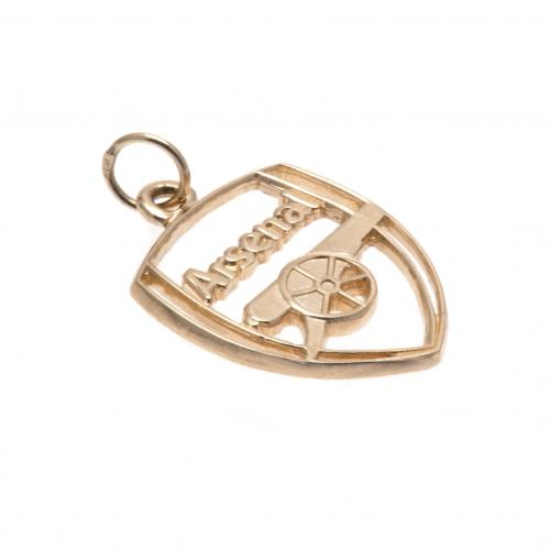 Arsenal F.C. 9ct Gold Pendant