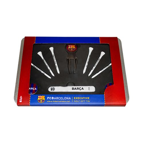 F.C. Barcelona Executive Golf Gift Set