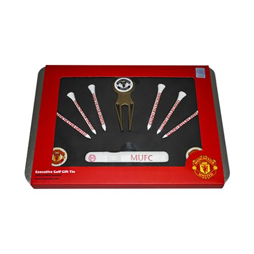 Manchester United F.C. Executive Golf Gift Set