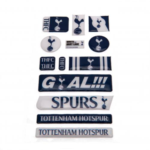 Tottenham Hotspur F.C. Bubble Sticker Set