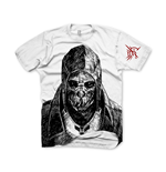 DISHONORED Corvo: Bodyguard, Assassin Extra Large T-Shirt, White