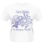 Sega T-shirt Alex Kidd In Miracle World