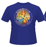 Hawkwind T-shirt British Tribal Music