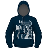 Robocop Sweatshirt Vintage (NAVY/HEATHER CONTRAST)