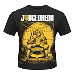 Judge Dredd T-shirt Chief